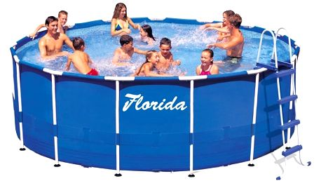 Marimex Bazén Florida 3,66x0,76 m bez filtrace - 10340093