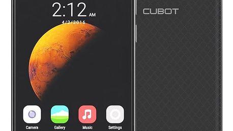 CUBOT Dinosaur - 16GB, černá - PH2479