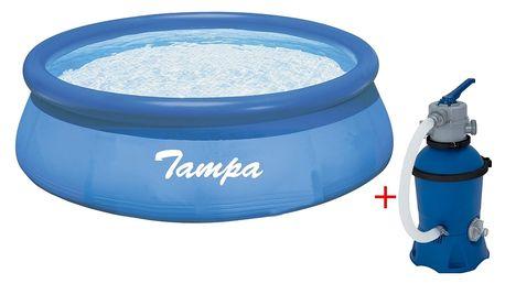 Marimex Bazén Tampa 3,66x0,91 m s pískovou filtrací ProStar 2 - 10340132