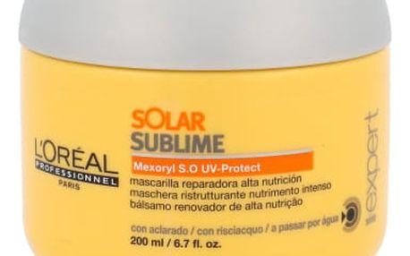L´Oréal Professionnel Série Expert Solar Sublime 200 ml maska na vlasy pro ženy