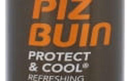 PIZ BUIN Protect & Cool SPF15 150 ml opalovací přípravek na tělo voděodolná unisex