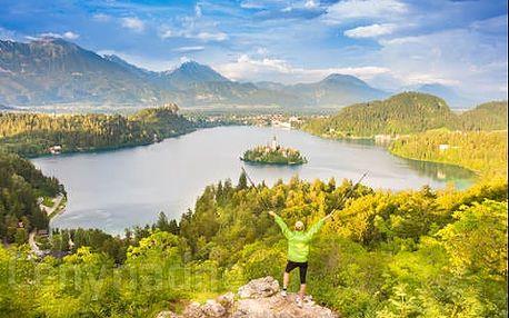 Pobyt v Slovinsku v údolí Národního parku Triglav ve 3* hotelu