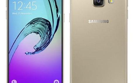 Samsung Galaxy A3 LTE, A310F, Single SIM, černá