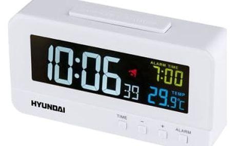 Budík Hyundai AC 9282 bílý
