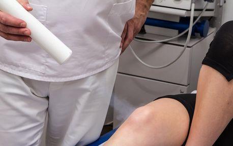 Léčba mrazem: Lokální chladová kryoterapie