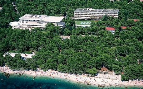 Chorvatsko - Makarská riviéra na 8 dní, light all inclusive nebo polopenze s dopravou letecky z Ostravy