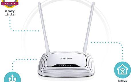 TP-LINK TL-WR842N + Webshare VIP Silver, 1 měsíc, 10GB, voucher zdarma k TP-LINKu