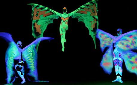 O prázdninách za exotikou s černým Divadlem Image