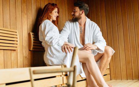 2 hodiny v privátní sauně a masáž pro dvě osoby