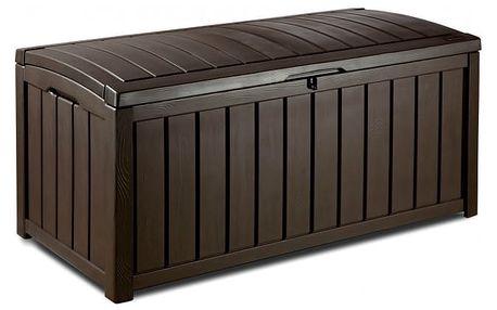 Glenwood - Úložný box (hnědá)