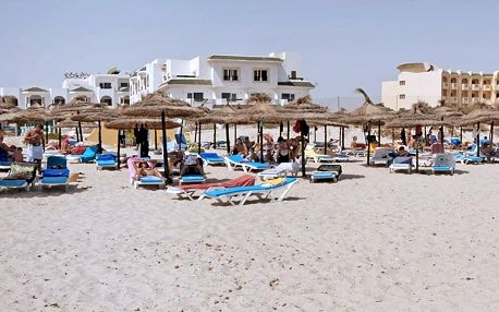 Tunisko - Mahdia na 8 až 15 dní, all inclusive s dopravou letecky z Prahy