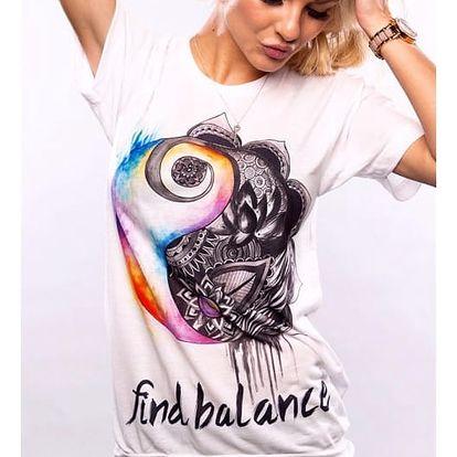 Dámské triko Balance - 9 druhů