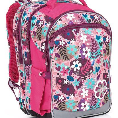 Školní batoh Topgal CHI 845 H - Pink
