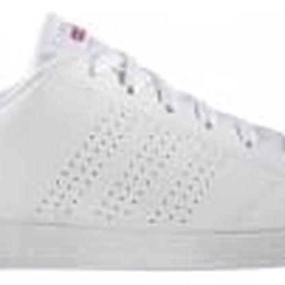 Dámské boty adidas VS ADVANTAGE CLEAN W 40 FTWWHT/FTWWHT/BOPINK