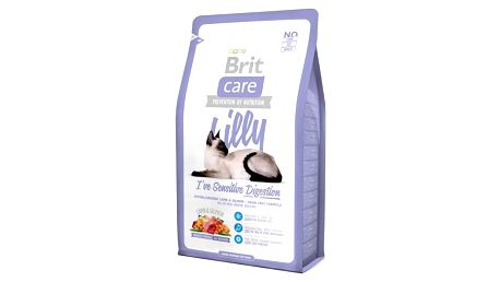 Granule Brit Care Cat Lilly I´ve Sensitive Digestion 7 kg + Doprava zdarma