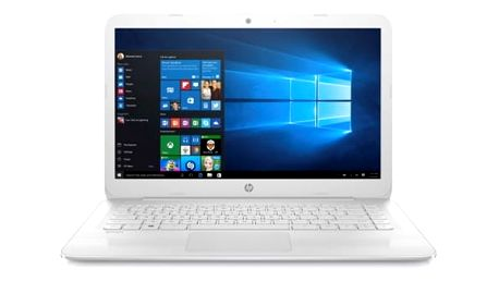 Notebook HP Stream 14-ax003nc (Z3C50EA#BCM) bílý