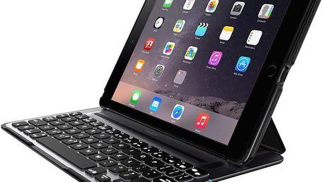 Belkin pouzdro Ultimate s klávesnicí pro iPad Air 2, černá - F5L176eaBLK
