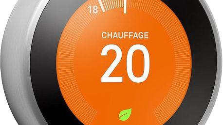 Google chytrý termostat Nest, 3. generace - NEST-T3010FD
