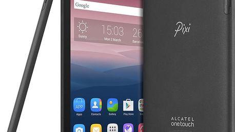 ALCATEL OT-PIXI 3 (8) - 16GB, šedá - POTBAL8070050