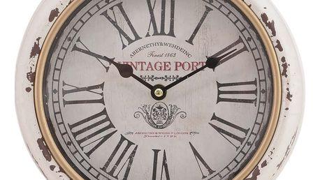Nástěnné hodiny InArt Rustio