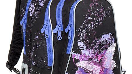 Školní batoh Topgal CHI 795 A - Black