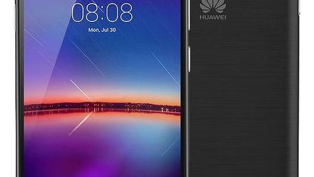 Huawei Y3 II, Dual Sim, černá - SP-Y3IIDSBOM