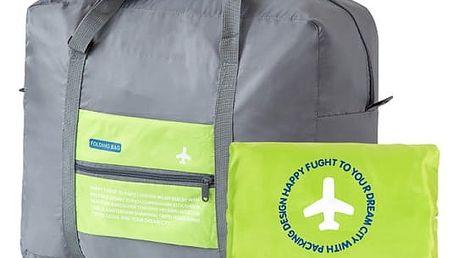 Velkokapacitní cestovní taška