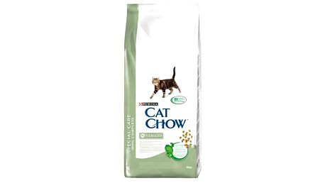 Granule Purina Cat Chow Special Care Sterilized 15 kg + Doprava zdarma