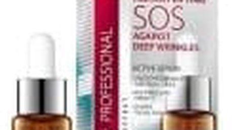 Eveline Face Therapy sérum proti vráskám - 100% kyselina hyaluronová
