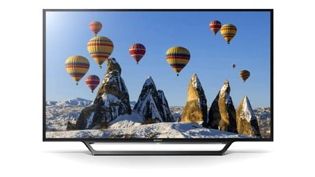 Televize Sony KDL-40WD650B černá