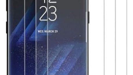Tvrzené sklo pro Samsung Galaxy S8/S8 Plus - 3 ks