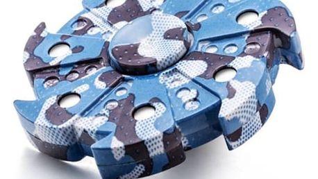 Maskovaný fidget spinner