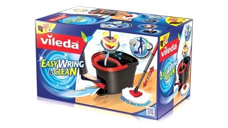 Mop sada Vileda Easy Wring and Clean (Easy Mocio set) (133648)
