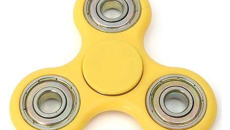 Barevný Fidget spinner jako hračka proti stresu - 2 barvy
