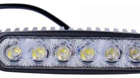 Multifunkční LED světlomet - 18 W