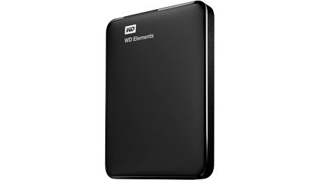 WD Elements Portable - 500GB, černá - WDBUZG5000ABK-EESN