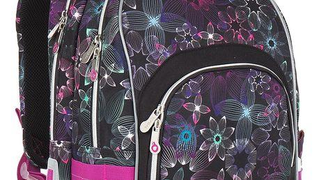 Školní batoh Topgal CHI 874 A - Black