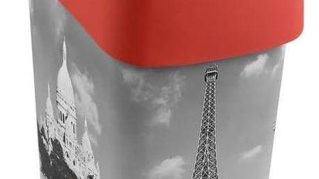 Odpadkový koš Curver Flipbin Paris 25 l