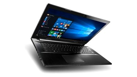 Notebook Lenovo B70-80 (80MR02KTCK) černý