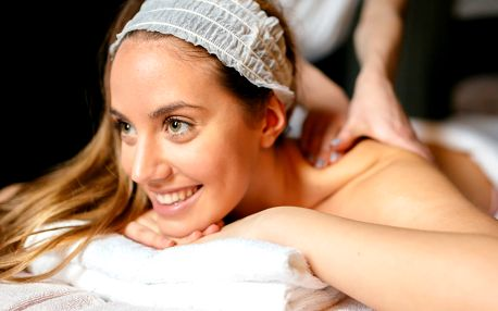 60minutová ABS masáž pro úlevu od bolesti zad