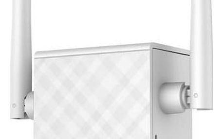 WiFi extender Asus RP-N12 (90IG01X0-BO2100) bílý ASUS – Rondo kupon (zdarma) + Doprava zdarma