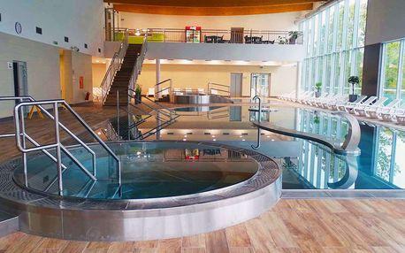 Pobyt plný zábavy a relaxu ve vodním světě Thermal Park Nitrava