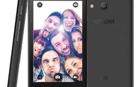 Mobilní telefon ALCATEL PIXI 4 (5) 5010D (5010D-2AALE11) černý