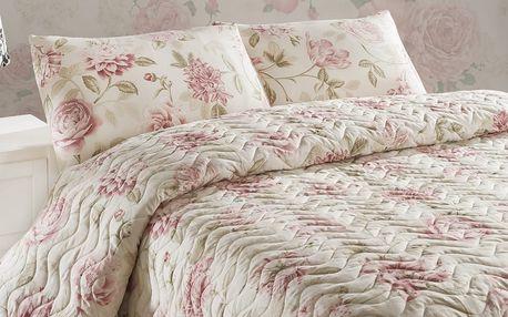 Eponj Home Dvoulůžkový přehoz na postel 143EPJ9278