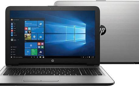 HP 250 G5, stříbrná - W4M89EA