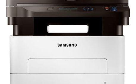 Tiskárna multifunkční Samsung SL-M2875ND (SL-M2875ND/SEE) černá/bílá A4, 28str./min, 4800 x 4800, 128 MB, duplex, USB