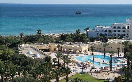 Tunisko - Sousse na 8 dní, all inclusive s dopravou letecky z Prahy