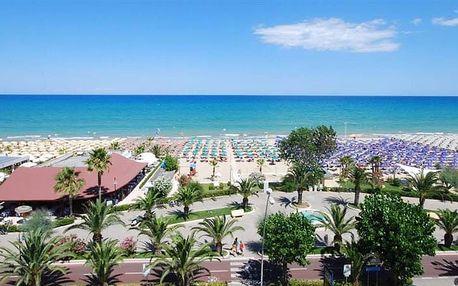 8–10denní Italie (Abruzzo) | Apartmánový dům Vittoria | Garance nejnižší ceny | 100m od pláže
