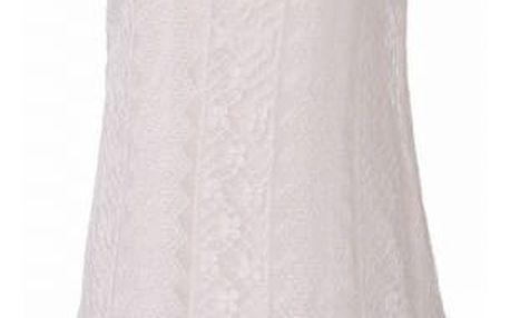 Bohémské letní šaty s krajkou a bambulkami - 2 barvy - dodání do 2 dnů