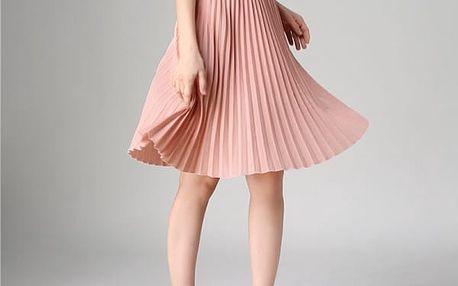 Dámská sukně v krepovém stylu - 6 barev